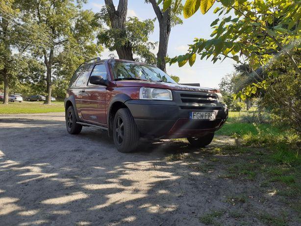 Land Rover Freelander 1 2.0TD4