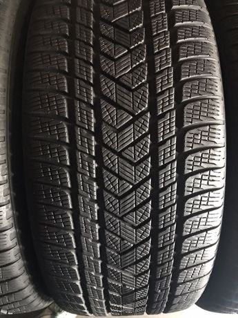285/40/22 R22 Pirelli Scorpion Winter 4шт зима