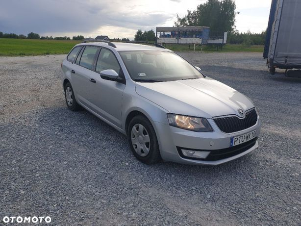 Škoda Octavia Skoda Octavia III kombii