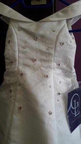 Sukienka,sukieneczka okolicznościowa roz.104-110cm.