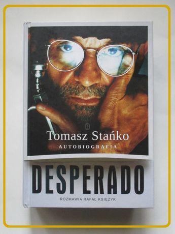 Desperado - Tomasz Stańko - autobiografia/muzyka,jazz,
