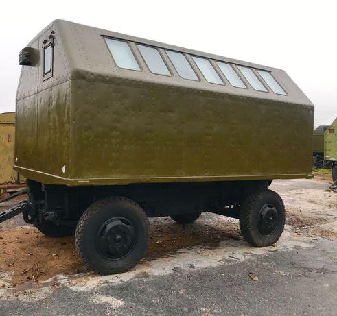 Продам Кунг на колесах