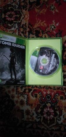 Tomb raider gra na xboxa 360