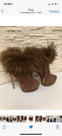 Зимові чоботи зимові