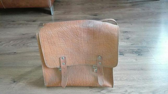 Stara torba / skórzana