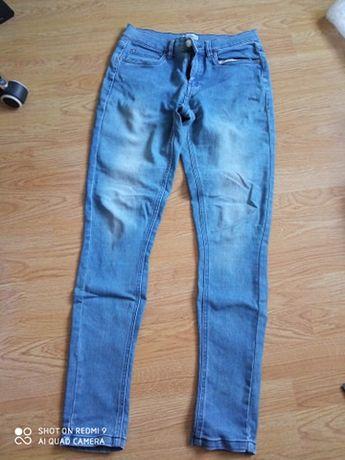 spodnie jeansowe s / m