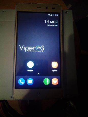 Продам Android смартфон Leagoo Z5