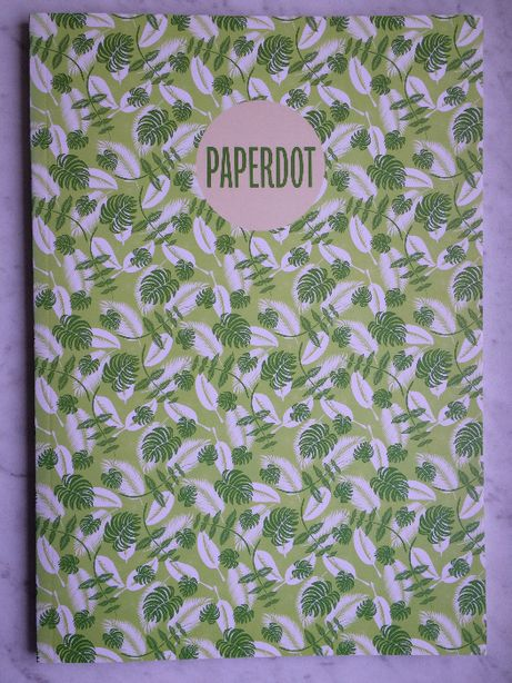 Paperdot Zeszyt A4 kratka 80 kartek NOWY