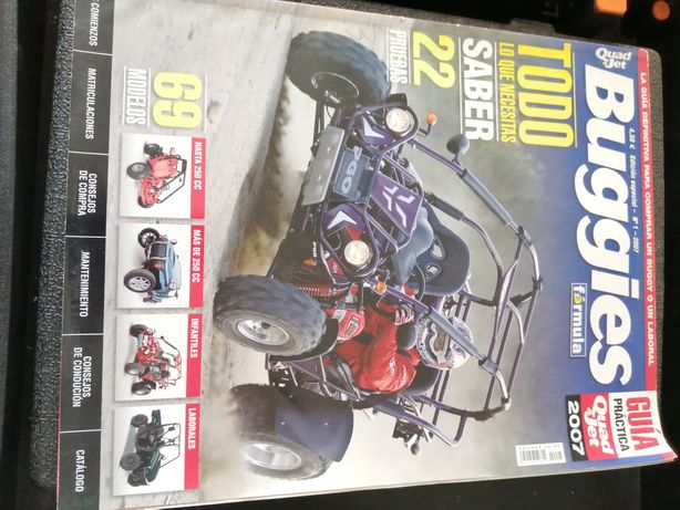 Revista Buggies 2007