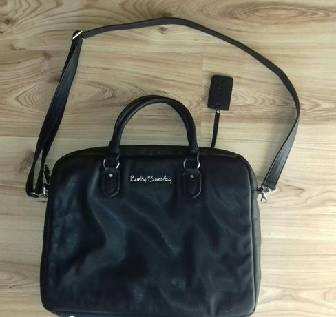 Markowa torba na laptopa firmy Betty Barclay