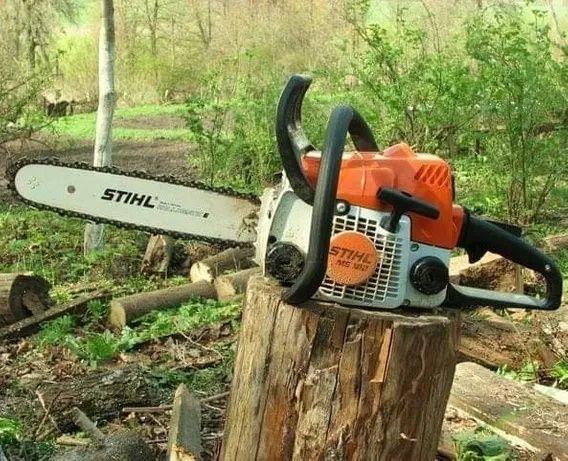 Порізка дров