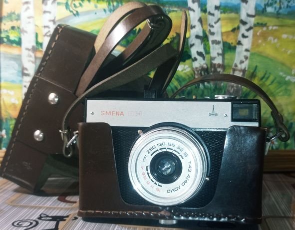 """Фотоаппарат """"SMENA 18m"""". Раритет"""