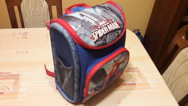 Plecak dla chłopca - Spiderman