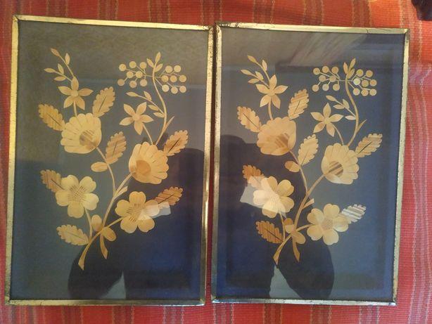 Продам рамки картины 2 кувшина  наборы ложки шкатулка