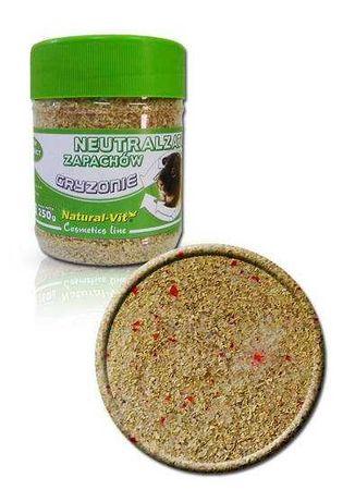 Neutralizator Zapachów dla gryzoni - Leśny 250 g