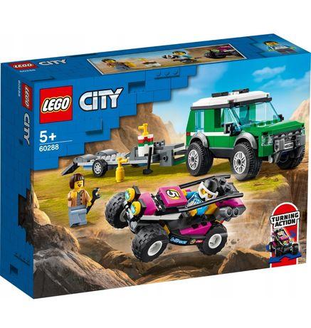 Lego City 60288 Transport łazika wyścigowego Wys24 Nowość 2021