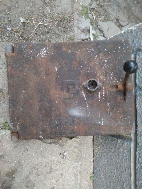 Верхні дверчата до котла КЧМ - 2