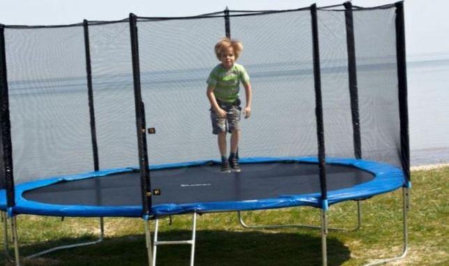 252 Jumper Для детей Внешня сетка Батут Каркасный Батуты 75