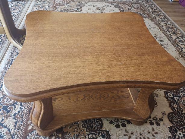 Komplet mebli z prawdziwego drewna