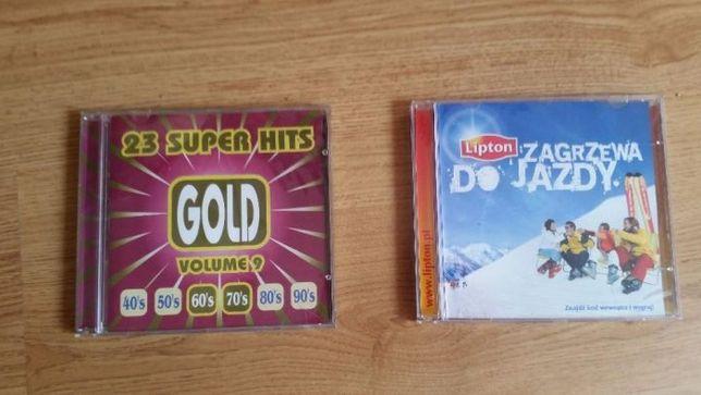 23 Super Hits Gold Volume 9 lata 60,70 + Lipton zagrzewa do jazdy