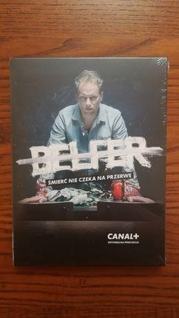 Belfer serial DVD