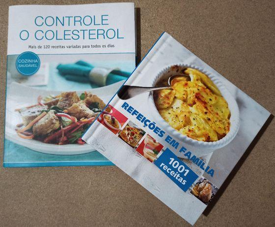 Refeições em Família (1001 receitas) + Controle o Colesterol
