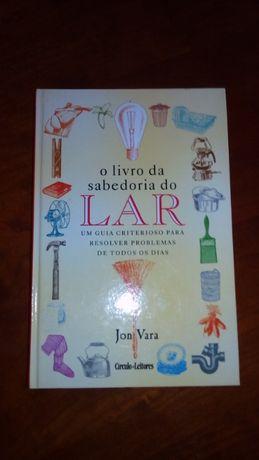 """Livro - """" O Livro da sabedoria do LAR"""""""