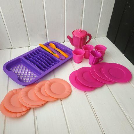 Детская посуда посуда. Кукольная посуда. Посуда для игрушек
