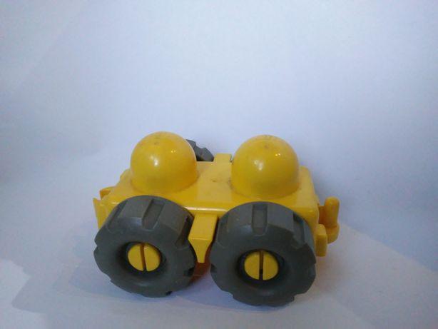 LEGO DUPLO ŻADKI klocek pojazd 45205