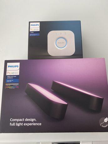 Philips hue-nowe lampy+mostek