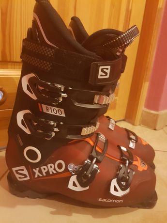 Buty narciarskie SALOMON S X PRO 27-27,5 (43-44) Flex 100 Last 100