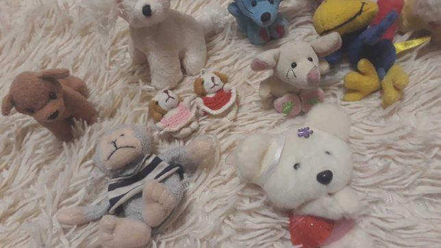 Мягкие игрушки, набор