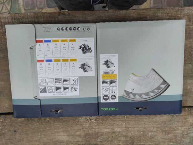 Пиляльний диск універсальний 160 x 20 x 2,2 мм W28 Festool 496302