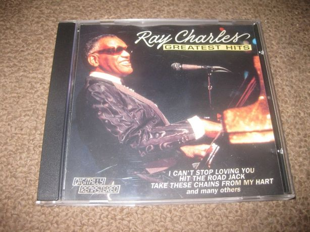 "CD do Ray Charles ""Greatest Hits"" Portes Grátis"