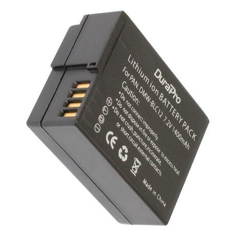 Аккумулятор DMW-BLC12 аккумулятор для Panasonic DMC-G5, G6 (1400mAh)