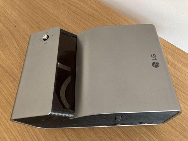Projektor LG PH450UG krótoogniskowy rzutnik LED