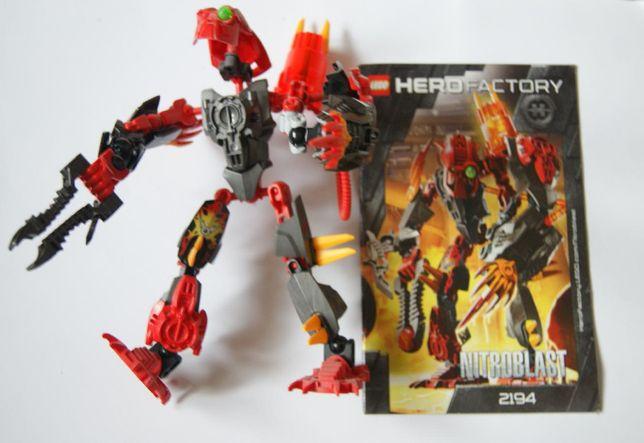 Lego Hero Factory 2194 - Nitroblast
