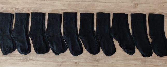 Носки H&M HM 10 пар черные