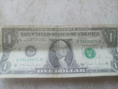 1 Доллар 1988 года