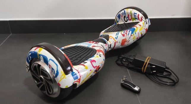 Hoverboard Grafite (Smart Balance Wheel)