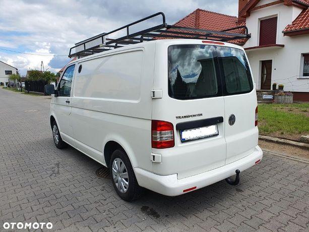 Volkswagen Transporter  1.9 TDI KLIMA / DRZWI SKRZYDEŁKOWE / T5 / Bardzo zadbany z Niemiec