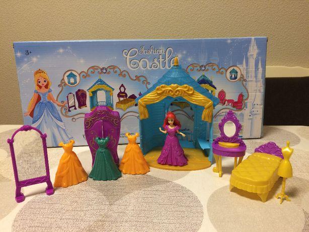Игровой набор Домик принцессы Fashion Castle