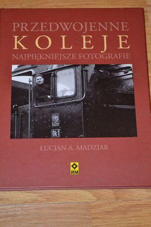 Довоенная железная дорога. Лучшие фотографии. На польском языке.
