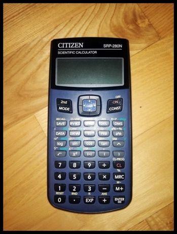 Kalkulator naukowy Citizen SRP280N