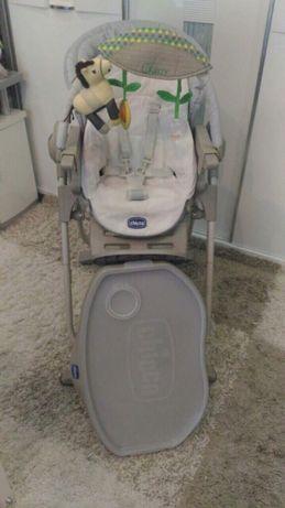 Детский стул для кормления Чико