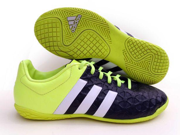 Halówki Adidas ACE 15.4 IN Junior rozmiar 36 ( 23 cm ) BDB