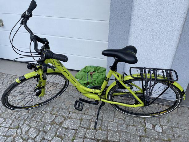 Damski rower Scott Sub 20 Comfort jak nowy