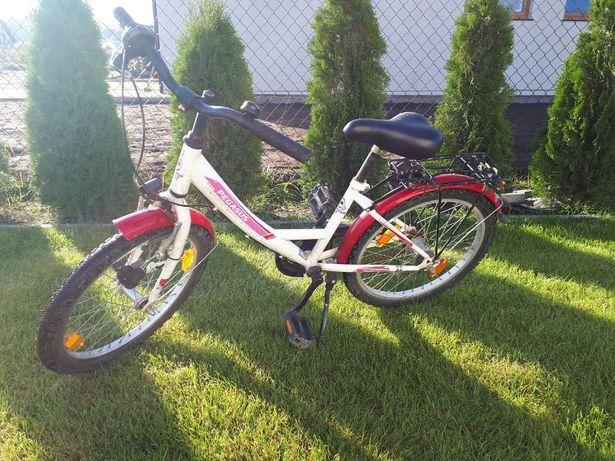 Rower dla dziecka PEGASUS 20 cali z przerzutkami