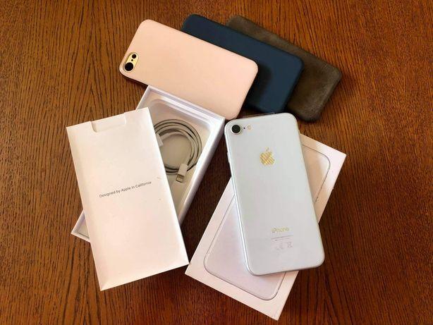 IPhone 8 White 64 GB Nowa bateria 100% sprawny OKAZJA