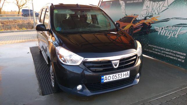 Dacia lodgy дачия лоджи 2015